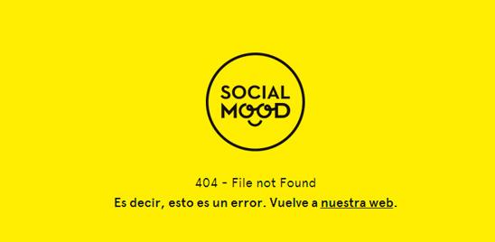 error 404 socialmood