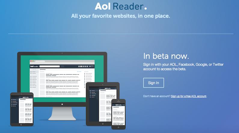 Aol-reader