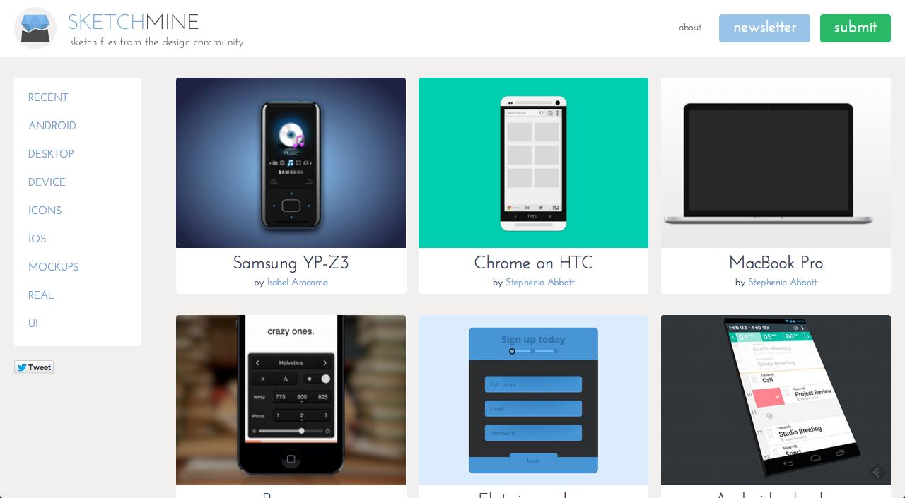 Captura de pantalla 2013 06 08 a las 15.45.56 10 páginas con recursos de diseño gratuitos
