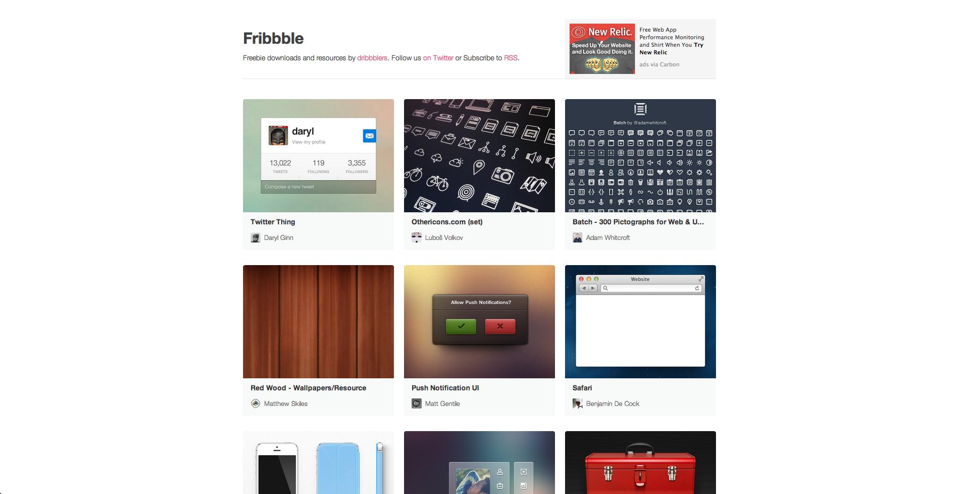 Captura de pantalla 2013 07 02 a las 09.52.35 10 páginas con recursos de diseño gratuitos