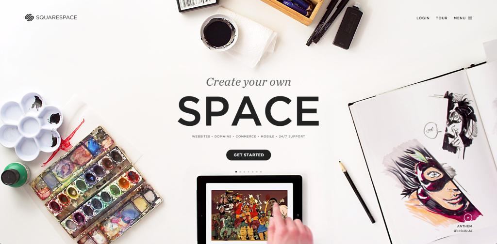 Imagen de Squarespace