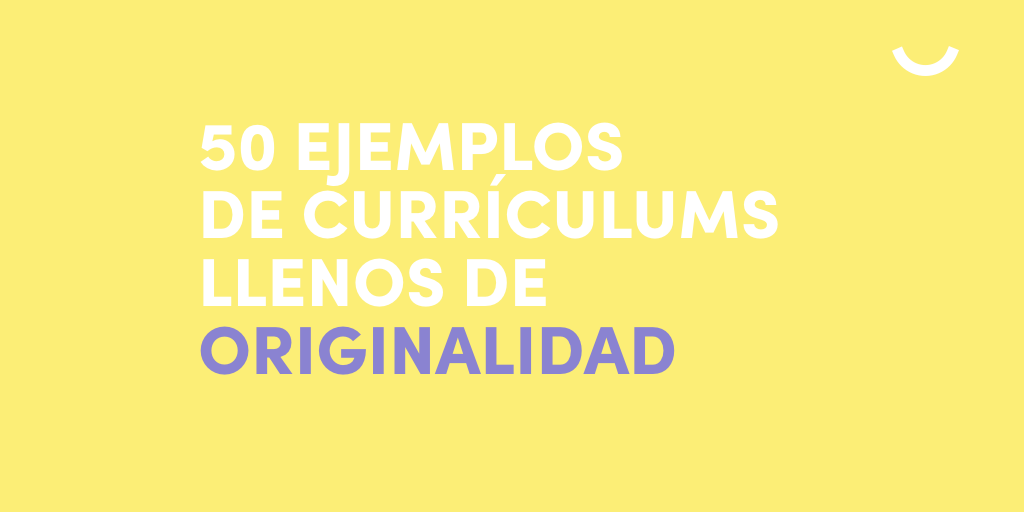 currículum-originales