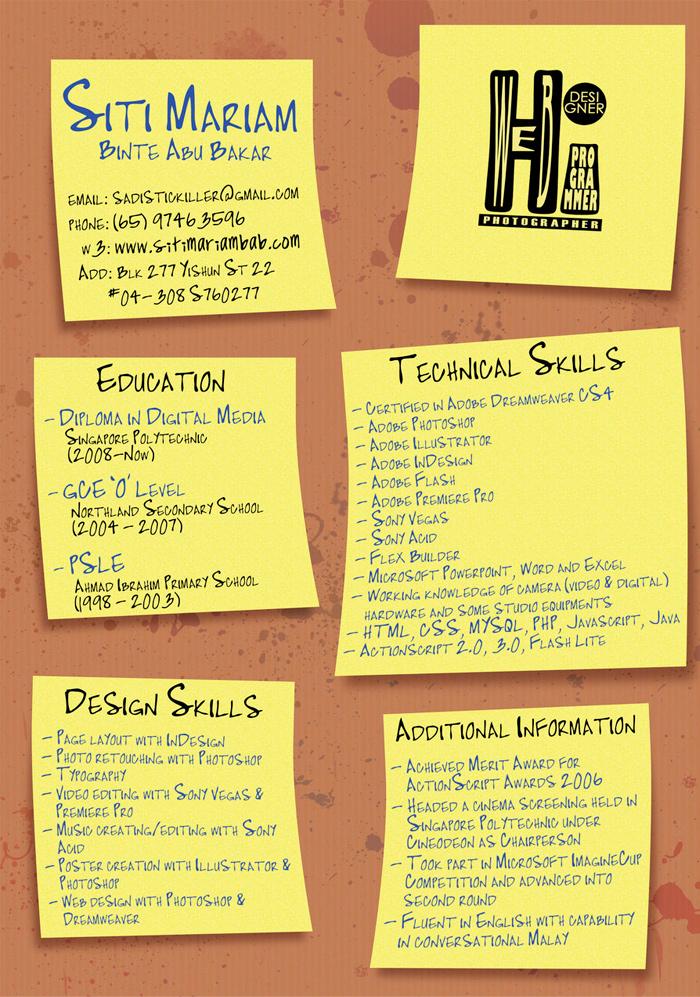 curriculum39 50 ejemplos de curriculums originales