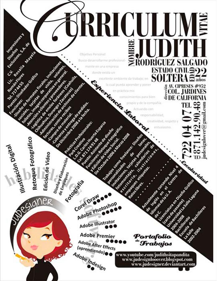 curriculum41 50 ejemplos de curriculums originales
