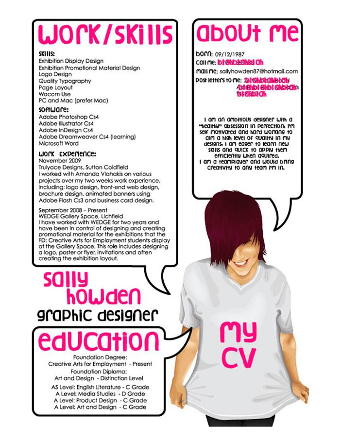curriculum42 50 ejemplos de curriculums originales
