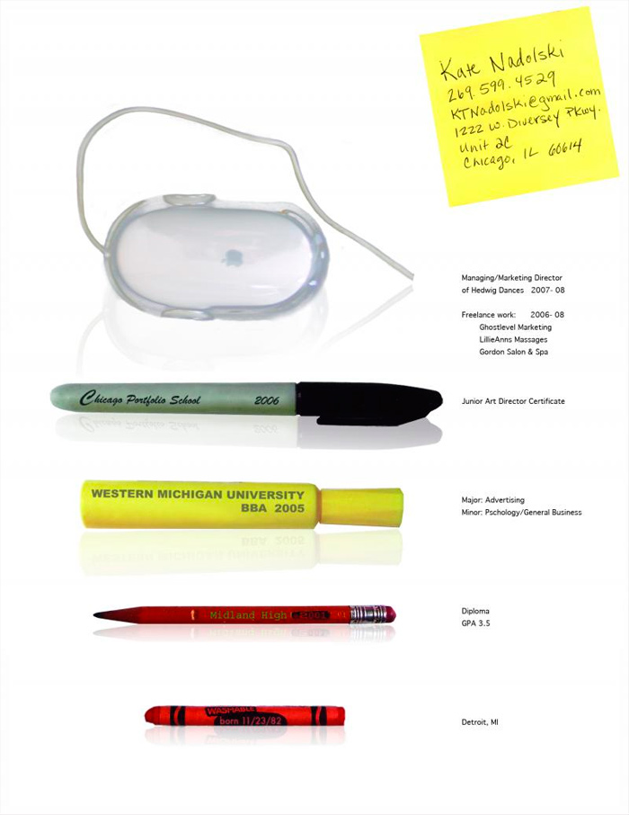 curriculum45 50 ejemplos de curriculums originales