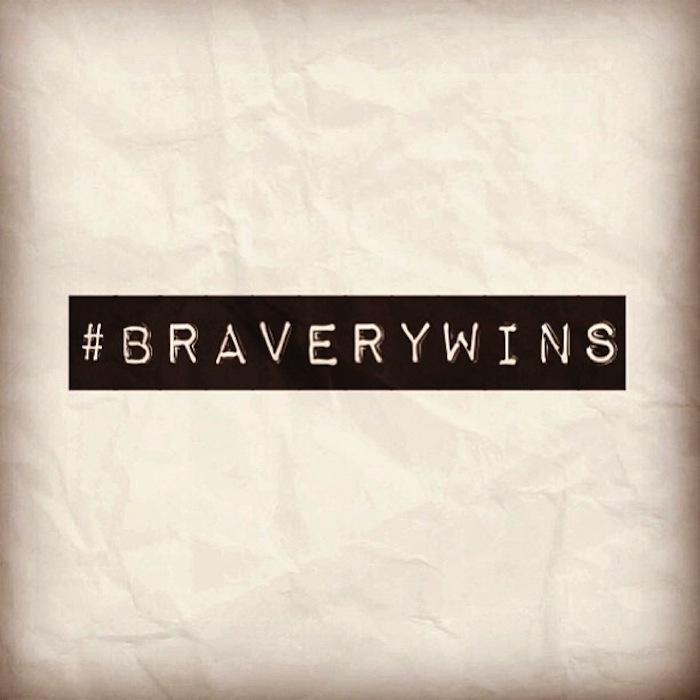 Audi, #BraveryWins