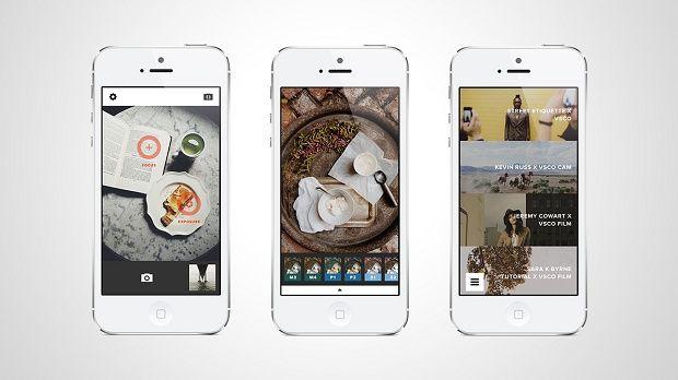 mejores herramientas de instagram: VSCO