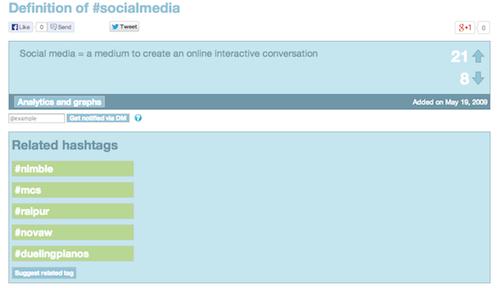 Tagdef1 20 herramientas donde monitorizar un hashtag