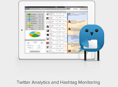 Tweet Category1 20 herramientas donde monitorizar un hashtag