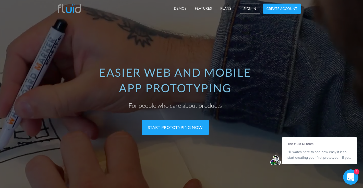 fluid-app-diseño-movil