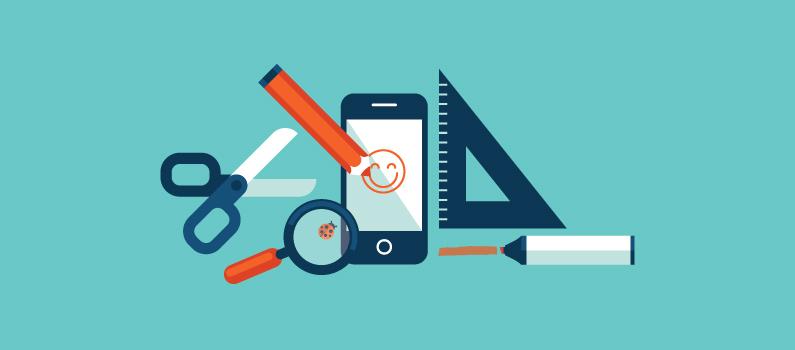 Todos los recursos que necesitas para diseñar aplicaciones móviles