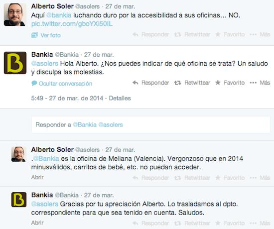 Bankia Redes sociales: la panacea de la atención al cliente