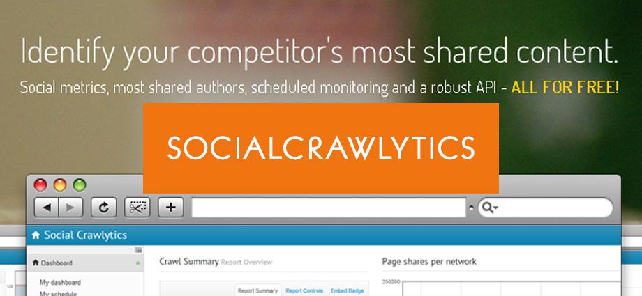 Socialcrawlytics-Tool