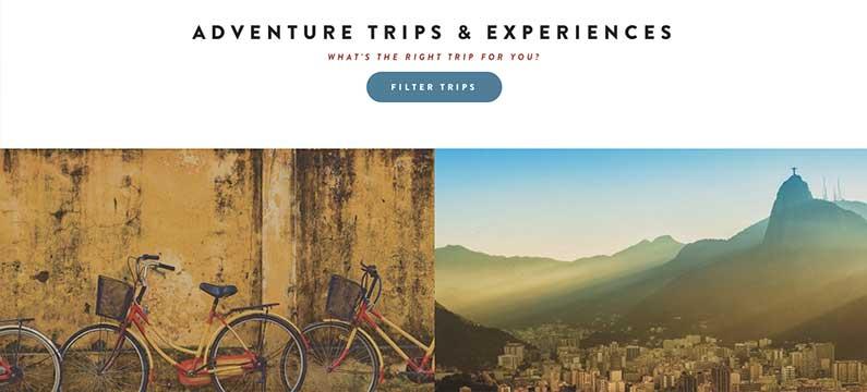 daventure Las tendencias en Diseño Web para 2015