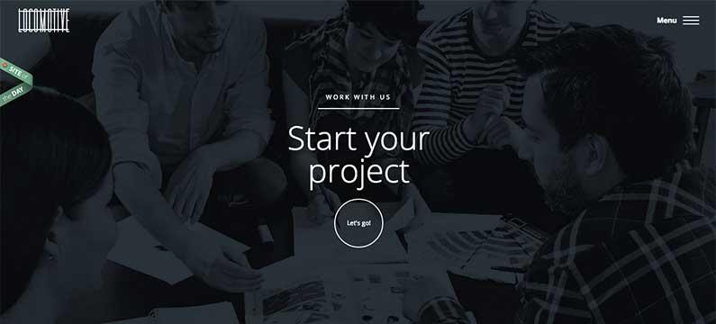 start Las tendencias en Diseño Web para 2015