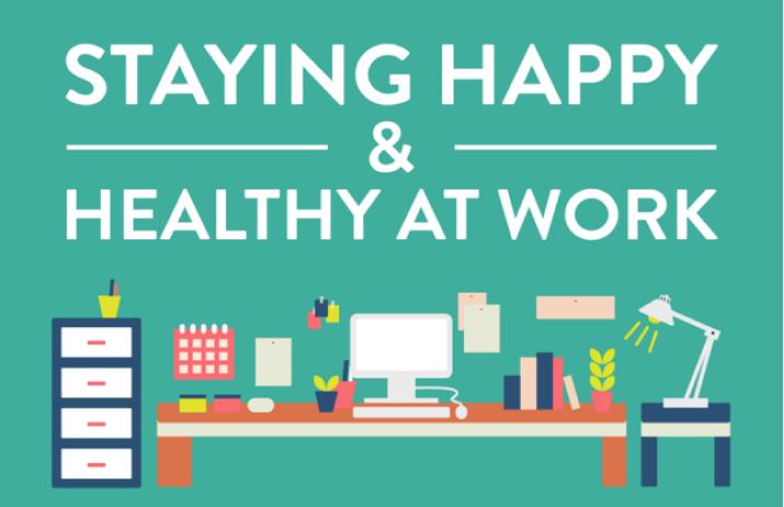 Cómo mantener una postura cómoda en el trabajo